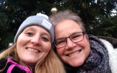 Mädels Ausflug: Basler Weihnachtsmarkt 2017